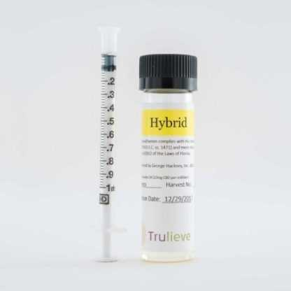 Trulieve Oral Syringe 200mg Hybrid