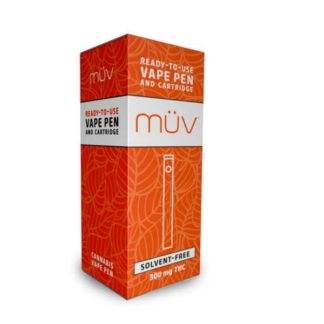 AltMed MUV Disposable Vape Pen - 300 MG THC