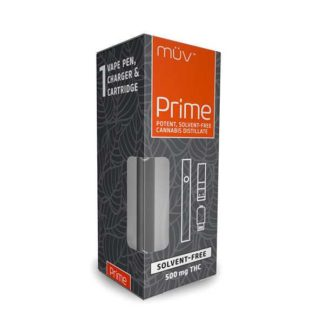 AltMed MUV Distillate Prime Vape Pen Kit - 500 MG THC