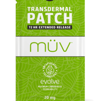 AltMed MUV Evolve THC Transdermal Patch