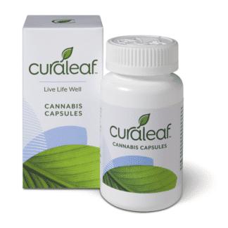 Curaleaf Cannabis Capsules