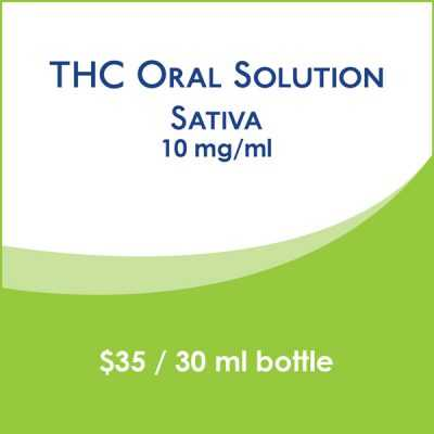 Liberty Health Sciences THC Sativa Oral Solution - Peppermint