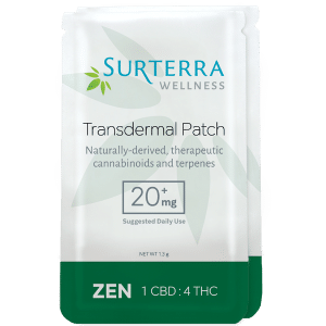 Surterra Zen Transdermal Patch