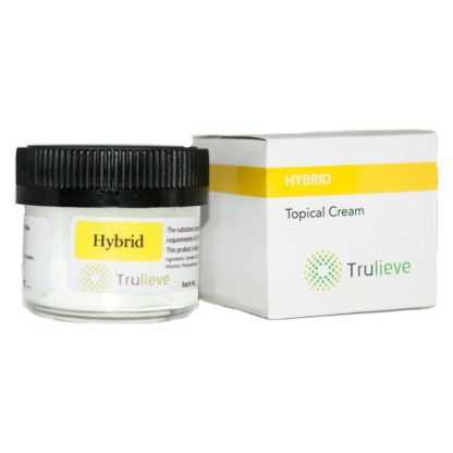 Trulieve Topical Cream 250mg Hybrid