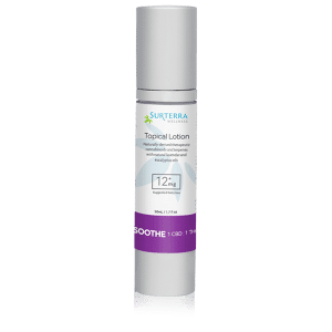 Surterra Soothe Topical Lotion