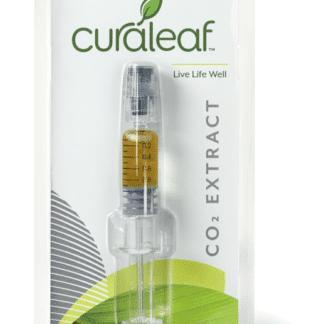 Curaleaf Concentrate CO2 Syringe