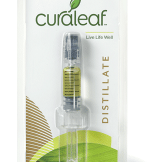 Curaleaf Concentrate Distillate Syringe