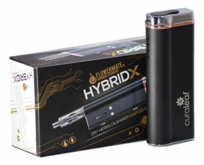 Curaleaf Flowermate Hybrid X Vaporizer Black