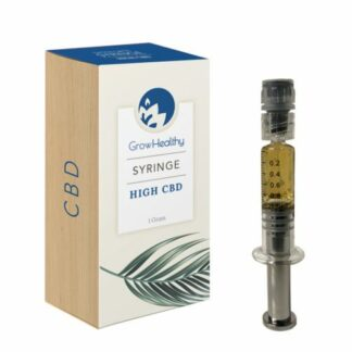 GrowHealthy CBD Syringe
