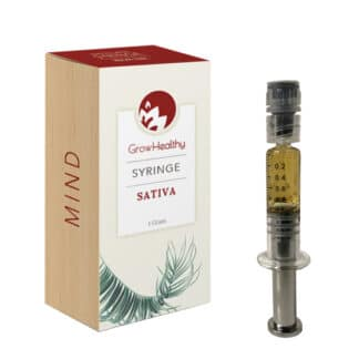 GrowHealthy Sativa Syringe