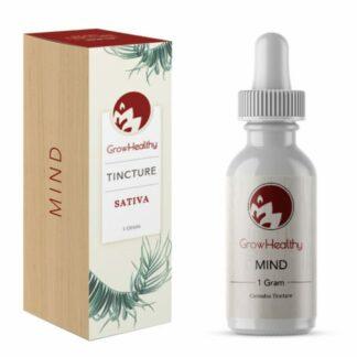 GrowHealthy Sativa Tincture