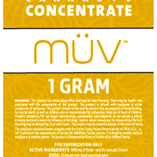 AltMed MUV Extract-Gold